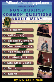 Book Cover Answer To Non-Muslim Questions pdf