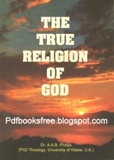 The True Religion Of God Written