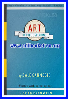 The Art of Public Speaking By Dale Carnegie Pdf Free Download
